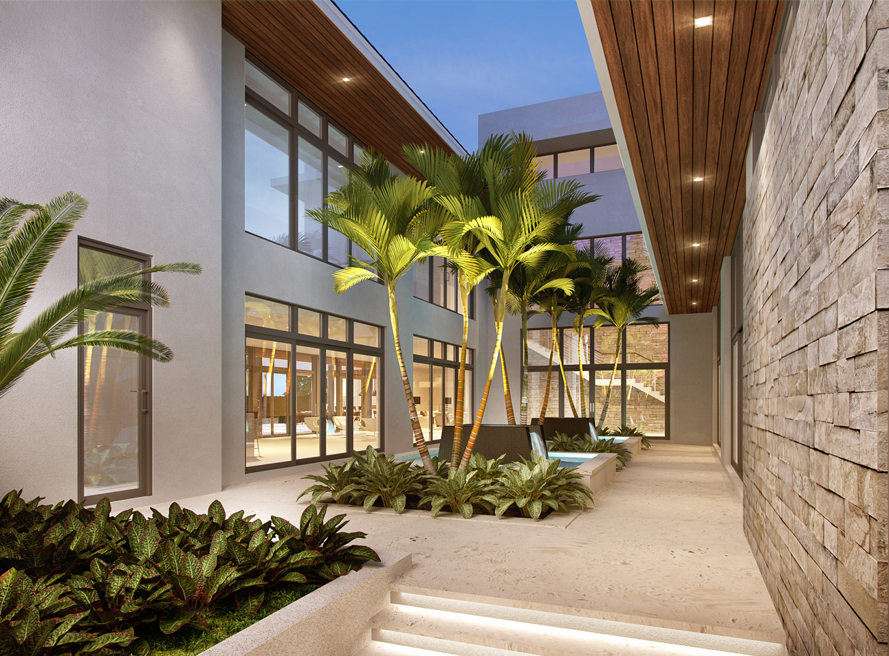 , Coral Gables Contemporary